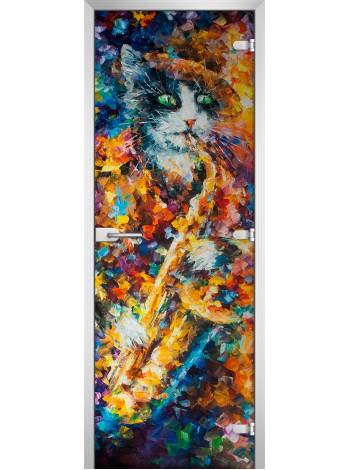 Стеклянное полотно с фотопечатью Painting-20