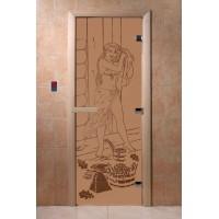 """Дверь """"Дженифер бронза матовая"""""""