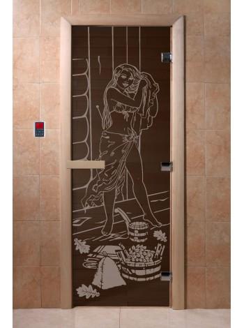 """Дверь """"Дженифер черный жемчуг"""""""