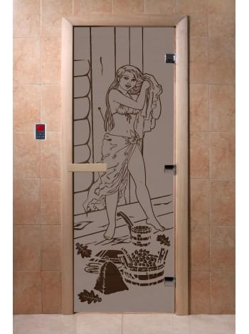 """Дверь """"Дженифер черный жемчуг матовая"""""""