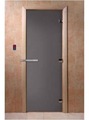 """Дверь """"Графит матовая"""""""