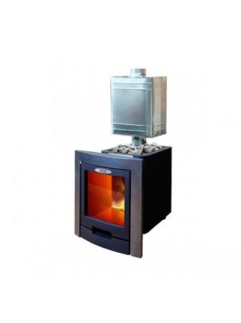 Дровяная печь для бани «Диана Порта»