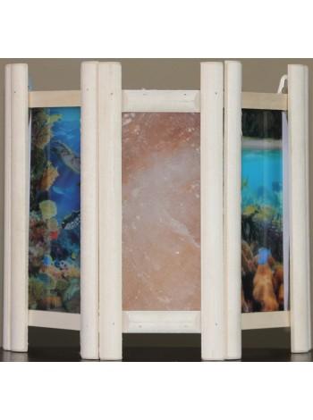 Абажур Подводный мир с гималайской солью