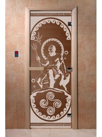 "Дверь ""Посейдон бронза"""