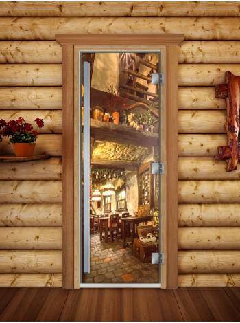 Дверь Престиж Фотопечать А035