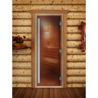 Дверь Престиж PRO (Стекло 10мм)