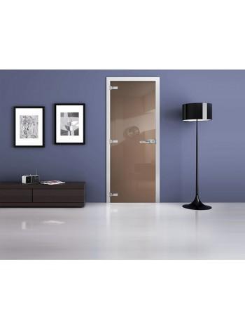 Межкомнатная стеклянная дверь Ral 1236