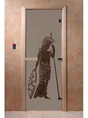 """Дверь """"Рим черный жемчуг матовая"""""""