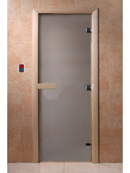 "Дверь ""Теплое Утро"" сатин"