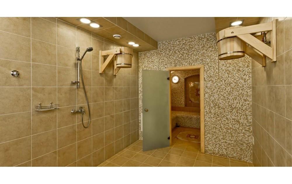 Обустройство помывочной в бане и сауне