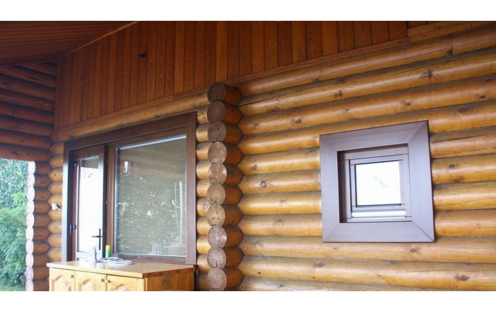 Как выбрать окна для бани?