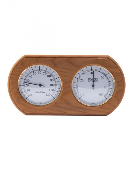 Термогигрометр TH-20T (термодревесина)