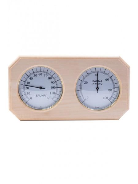 Термогигрометр TH-22L (липа)