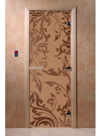 """Дверь """"Венеция бронза матовая"""""""