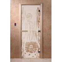 """Дверь """"Волшебный пар сатин"""""""